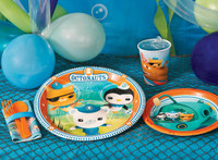 The Octonauts Basic Party Pack 2