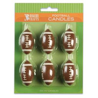 Sports Candle Football