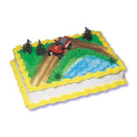Atv 4 Wheeler Cake Kit