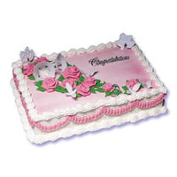 Wedding Shower Cake Kit