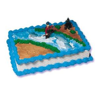 Tangled Fisherman Cake Kit