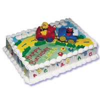 Sesame Street Cake Kit