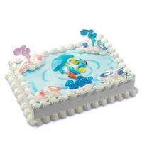 Baby Shower Stork Cake Kit