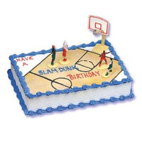 Basketball Boy Cake Kit