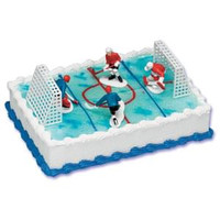 Hockey Cake Kit