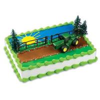 John Deere Tractor Cake Kit