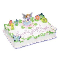 Garden Fairies Cake Kit