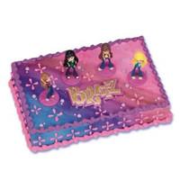 Bratz Cake Kit