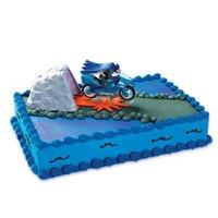 Batman Bicycle & Cave Cake Kit