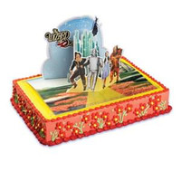 Wizard Of Oz Cake Kit