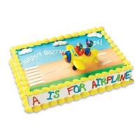 Sesame Street Grover & Elmo Plane Cake Kit