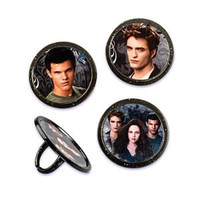 Twilight Cupcake Rings