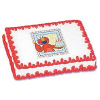 Elmo's World Edible Image®