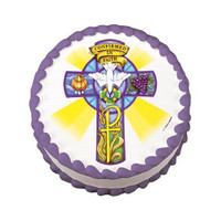 Confirmation Cross Edible Image®