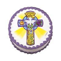 Confirmation Cross Edible Image®