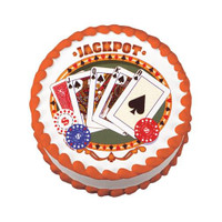 Poker Edible Image®