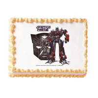 Transformer Optimus Prime Edible Image®