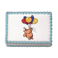 Teddy Bear Edible Image®