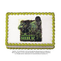 The Incredible Hulk Edible Image®