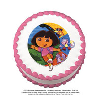 Dora The Explorer & Friends Edible Image®