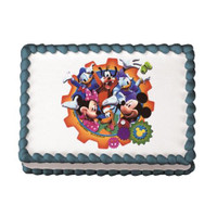 Mickey Mouse & Friends Edible Image®
