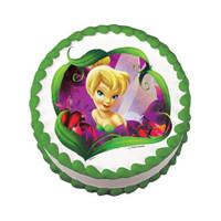 Tinker Bell Peeking Edible Image®