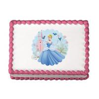 Cinderella Edible Image®
