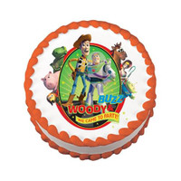 Toy Story Woody & Gang Edible Image®