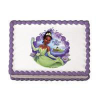 Princess & Frog Tiana Bayou Edible Image®