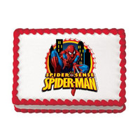 Spiderman Spider Sense Edible Image®
