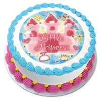 Princess Birthday Edible Image®