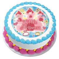 Princess Birthday Edible Image®