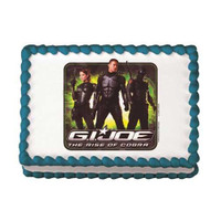 GI Joe Edible Image®