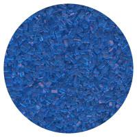 Dark Blue Large Grain Sugar Crystals