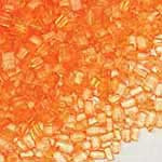 Orange Large Grain Sugar Crystals