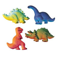 Dinosaurs Assorted Sugars by Lucks