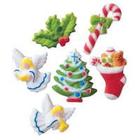 Deluxe Christmas Assorted Sugars by Lucks