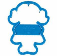 Girl Cookie Cutter
