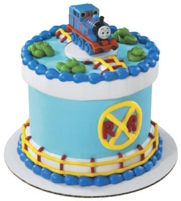 Thomas the Train Petite Cake Topper