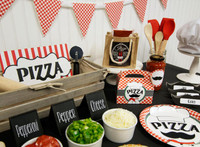 Itzza Pizza Party - Basic Party Pack
