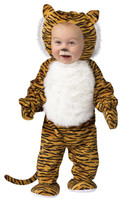 Cuddly Tiger Infant Costume