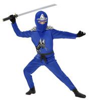 Blue Ninja Avengers Series II Toddler/Child Costume