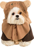 Star Wars +AC0- Ewok Pet Costume