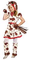 Lucy Appaloosa Pony Child Costume