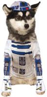 Star Wars R2D2 Pet Costume