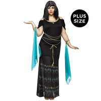 Egyptian Queen Plus Adult Costume