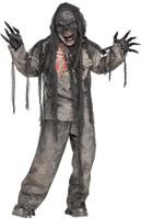 Burnt Zombie Child Costume