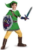 The Legend of Zelda: Link Deluxe Child Costume
