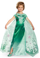 Elsa Frozen Fever Deluxe Child Costume