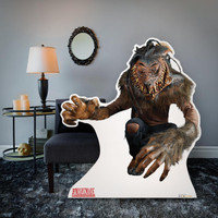 The Nightmare Collection - Snarling Werewolf Cardboard Stand-Up
